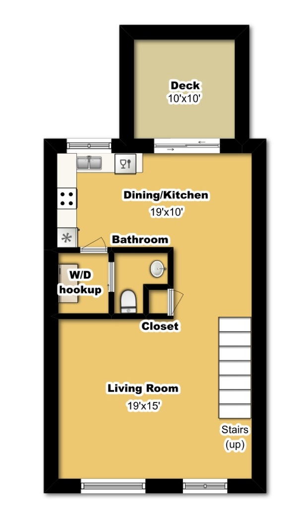 3 Bedroom Second Floor